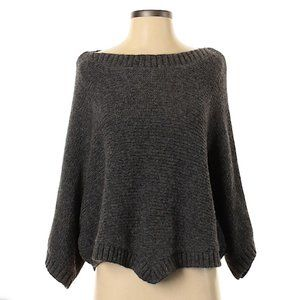 Vince. Gray Wool Pullover Sweater Small